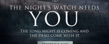 Join the Night Watch with Sky Atlantic