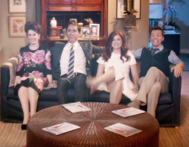 Will and Grace Reunion