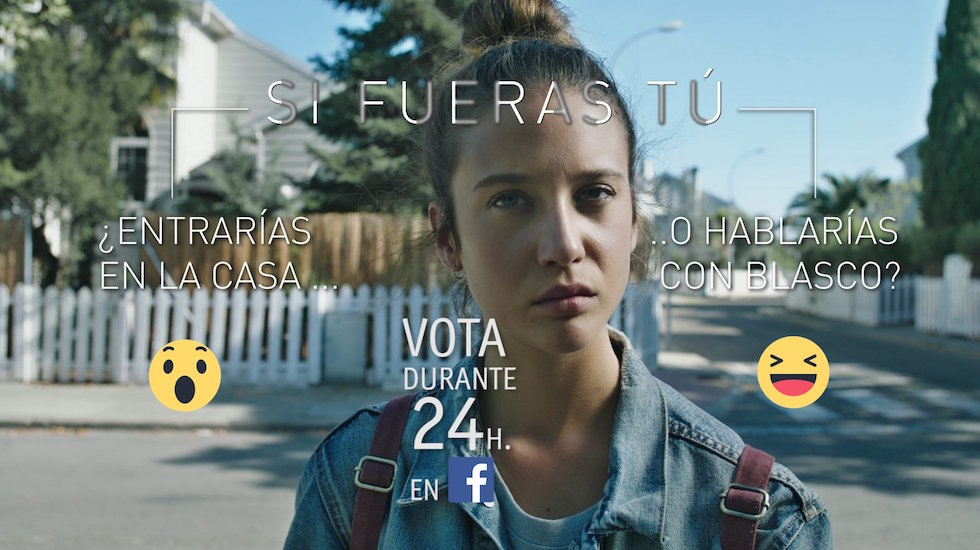 Viewers can decide the course of the plot in a transmedia series by RTVE